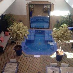 Отель Riad Dar Sheba Марокко, Марракеш - отзывы, цены и фото номеров - забронировать отель Riad Dar Sheba онлайн бассейн