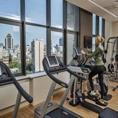 Отель Холидей Инн Киев фитнесс-зал фото 4