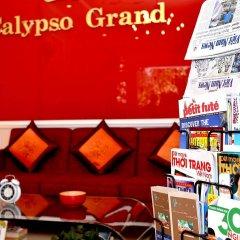 Отель Calypso Grand Hotel Вьетнам, Ханой - 1 отзыв об отеле, цены и фото номеров - забронировать отель Calypso Grand Hotel онлайн интерьер отеля
