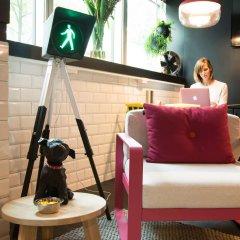 Отель Qbic Hotel Wtc Amsterdam Нидерланды, Амстердам - 6 отзывов об отеле, цены и фото номеров - забронировать отель Qbic Hotel Wtc Amsterdam онлайн в номере фото 2