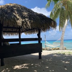 Отель Le Coconut Lodge пляж фото 2