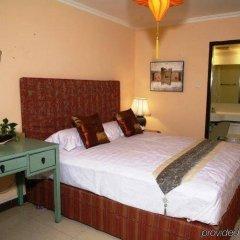 Отель Michaels House Beijing сейф в номере