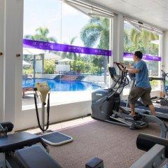 Отель Park Diamond Hotel Вьетнам, Фантхьет - отзывы, цены и фото номеров - забронировать отель Park Diamond Hotel онлайн фитнесс-зал