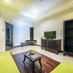 Отель Lanta Sand Resort & Spa Ланта комната для гостей фото 5