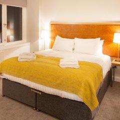Отель PREMIER SUITES PLUS Glasgow George Square Великобритания, Глазго - отзывы, цены и фото номеров - забронировать отель PREMIER SUITES PLUS Glasgow George Square онлайн комната для гостей фото 2