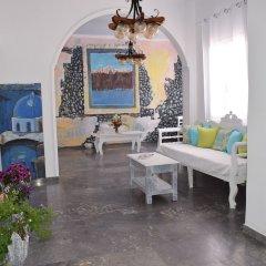 Отель Cyclades интерьер отеля