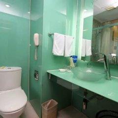 Отель Shenzhen Caiwuwei Hotel Китай, Шэньчжэнь - отзывы, цены и фото номеров - забронировать отель Shenzhen Caiwuwei Hotel онлайн ванная фото 2