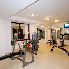 Отель Panorama Аланья фитнесс-зал