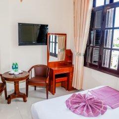 Отель TTC Villa Premium Ngoc Lan Далат удобства в номере