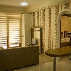 Отель Berceste Residence сейф в номере