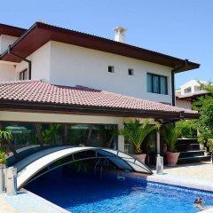 Отель Dallas Residence Болгария, Варна - 1 отзыв об отеле, цены и фото номеров - забронировать отель Dallas Residence онлайн бассейн