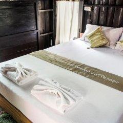 Отель Leaf House Bungalow Ланта комната для гостей фото 2
