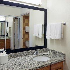 Отель Residence Inn By Marriott Minneapolis Bloomington Блумингтон ванная