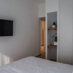 Отель Olympus Residence Афины сейф в номере