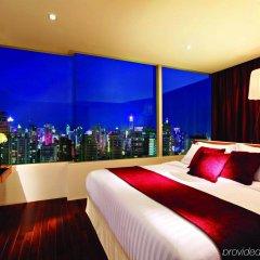 Отель Akyra Thonglor Bangkok Таиланд, Бангкок - отзывы, цены и фото номеров - забронировать отель Akyra Thonglor Bangkok онлайн комната для гостей фото 2