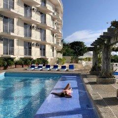 Отель Alba Suites Acapulco Мексика, Акапулько - отзывы, цены и фото номеров - забронировать отель Alba Suites Acapulco онлайн бассейн