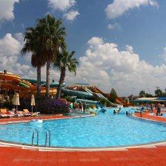 Vonresort Golden Beach Турция, Чолакли - 1 отзыв об отеле, цены и фото номеров - забронировать отель Vonresort Golden Beach онлайн детские мероприятия фото 2