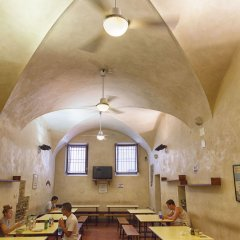 Отель Hostel Santa Monaca Италия, Флоренция - отзывы, цены и фото номеров - забронировать отель Hostel Santa Monaca онлайн питание фото 3