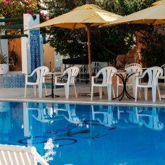 Отель Djerba Saray Тунис, Мидун - отзывы, цены и фото номеров - забронировать отель Djerba Saray онлайн бассейн фото 2