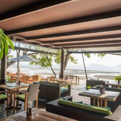 Отель The Tubkaak Krabi Boutique Resort питание