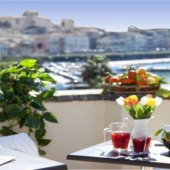 Hotel le Muse Сиракуза питание фото 3