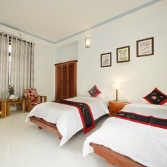 Отель Hoi An Holiday Villa комната для гостей