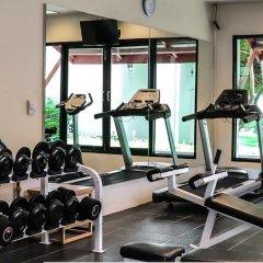 Отель APSARA Beachfront Resort and Villa фитнесс-зал фото 2