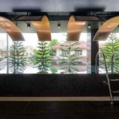 Отель Stay Hotel BKK Таиланд, Бангкок - отзывы, цены и фото номеров - забронировать отель Stay Hotel BKK онлайн фитнесс-зал фото 2