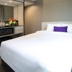 Отель V Bencoolen Сингапур комната для гостей фото 3