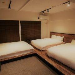 Отель Akasaka Haitsu Фукуока комната для гостей фото 3