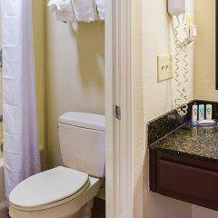 Отель Quality Inn Vicksburg ванная фото 2