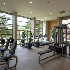 Отель Barut Hemera фитнесс-зал фото 2