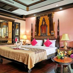 Отель Aonang Ayodhaya Beach Таиланд, Ао Нанг - отзывы, цены и фото номеров - забронировать отель Aonang Ayodhaya Beach онлайн комната для гостей