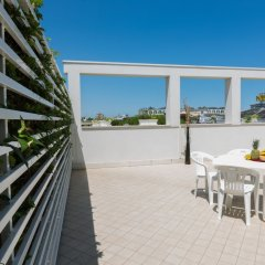 Отель Residence Perla Verde пляж фото 2