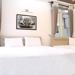 Отель Vegas Luxury Hotel Вьетнам, Хошимин - отзывы, цены и фото номеров - забронировать отель Vegas Luxury Hotel онлайн комната для гостей фото 4