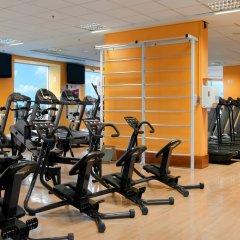 Отель Hilton Sao Paulo Morumbi фитнесс-зал фото 3