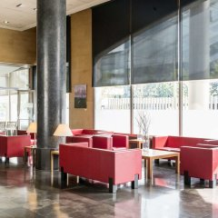 Отель Ilunion Alcala Norte Мадрид интерьер отеля фото 2