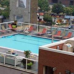 Отель Executive Suites Plus балкон