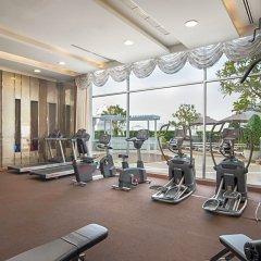 Отель Berkeley Pratunam Бангкок фитнесс-зал