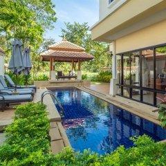 Отель Angsana Villas Resort Phuket Таиланд, пляж Банг-Тао - 2 отзыва об отеле, цены и фото номеров - забронировать отель Angsana Villas Resort Phuket онлайн бассейн фото 2