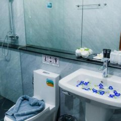 Отель Asura resort ванная фото 2