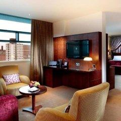 Отель Macdonald Manchester Hotel & Spa Великобритания, Манчестер - 2 отзыва об отеле, цены и фото номеров - забронировать отель Macdonald Manchester Hotel & Spa онлайн комната для гостей фото 4