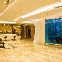 Отель Xiamen Rushi Hotel Exhibition Center Китай, Сямынь - отзывы, цены и фото номеров - забронировать отель Xiamen Rushi Hotel Exhibition Center онлайн интерьер отеля фото 3