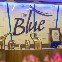 Отель The Blue развлечения