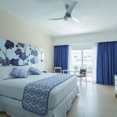 Отель Riu Playacar Плая-дель-Кармен комната для гостей