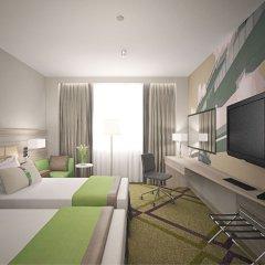 Гостиница Холидей Инн Уфа комната для гостей