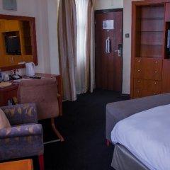 The Westwood Hotel Ikoyi Lagos 4* Стандартный номер с различными типами кроватей фото 9