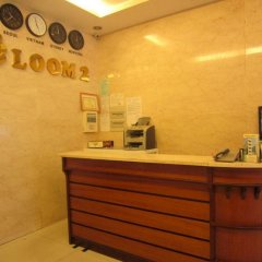 Отель Hoang Hotel Вьетнам, Хошимин - отзывы, цены и фото номеров - забронировать отель Hoang Hotel онлайн интерьер отеля