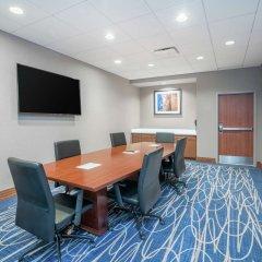 Отель Hampton Inn & Suites Newburgh Stewart Airport Ny Ньюберг помещение для мероприятий
