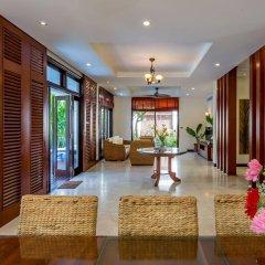 Отель Secret Garden Villas-Furama Beach Danang интерьер отеля
